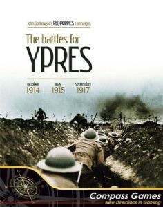 Red Poppies Campaign : The Battles for Ypres